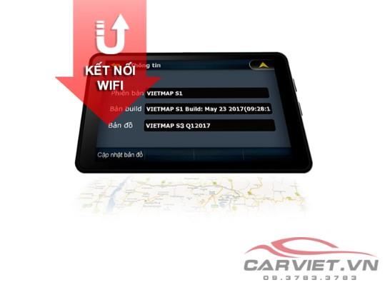 camera hành trình vietmap a50 có kết nối wifi