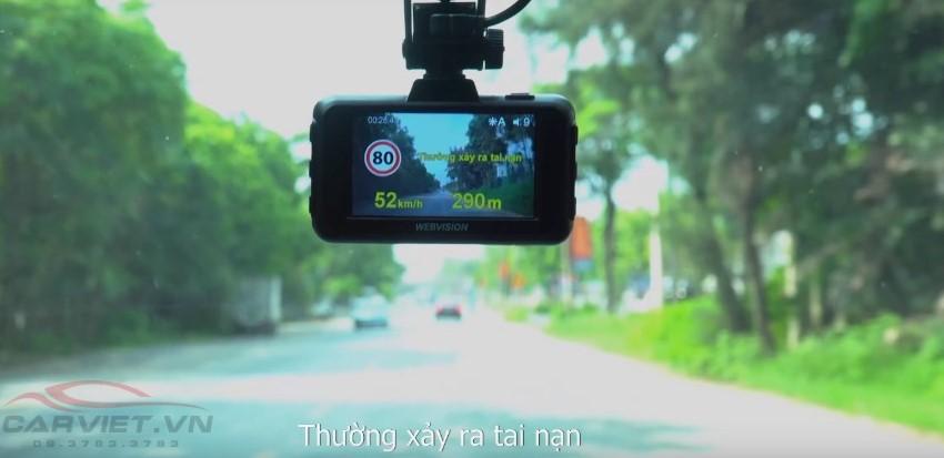 camera hành trình Webvision A28 chính hãng